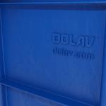 Customization emboss logo Dolav לוגו דולב