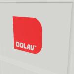 Customization hot stamp logo Dolav לוגו דולב