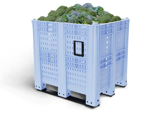 Agriculture Box Pallets DOLAV Alto 1400 תעשיית החקלאות דולב אלטו